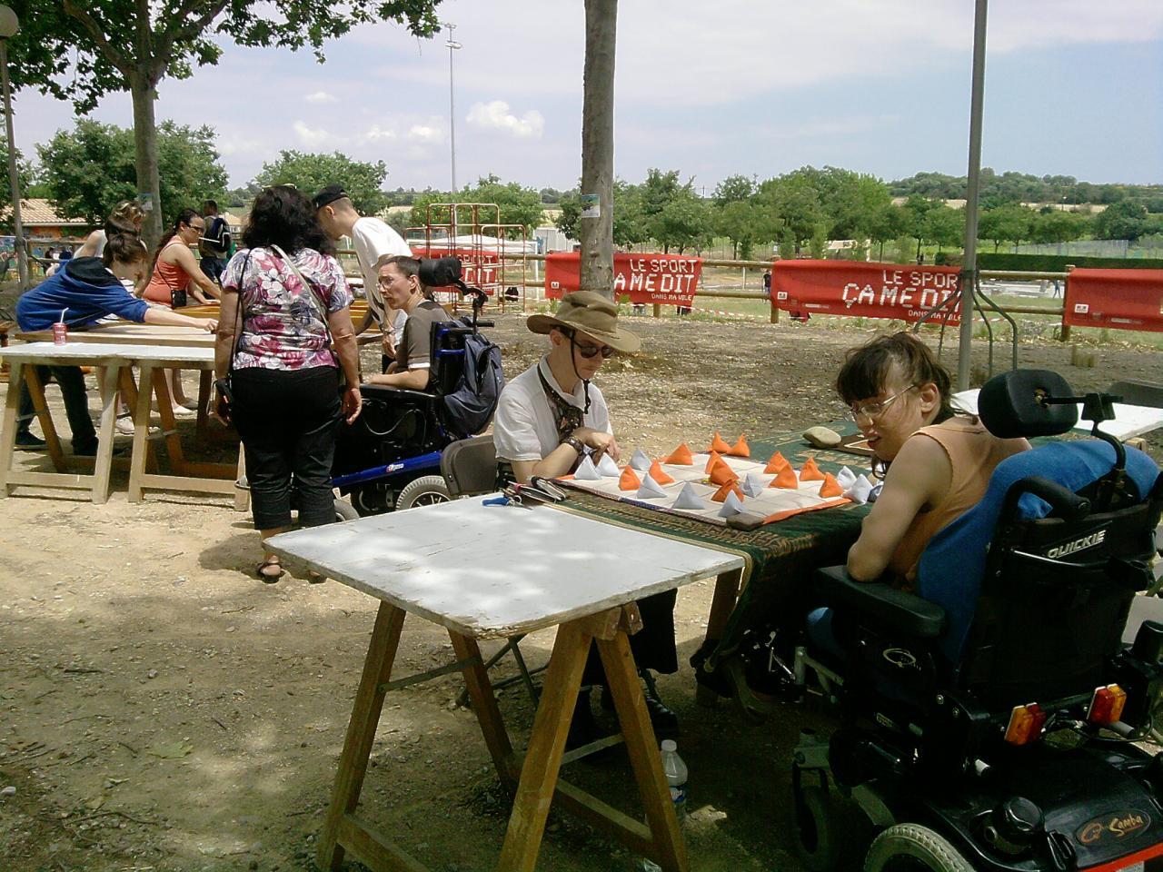 Rencontre jeunesse en Pays de Thongues 15/06/13