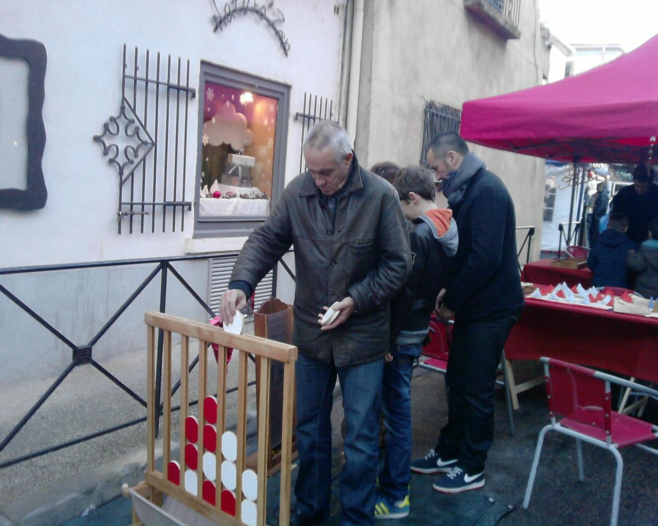 Marché de Noel St Pargoire 21-22/12/13